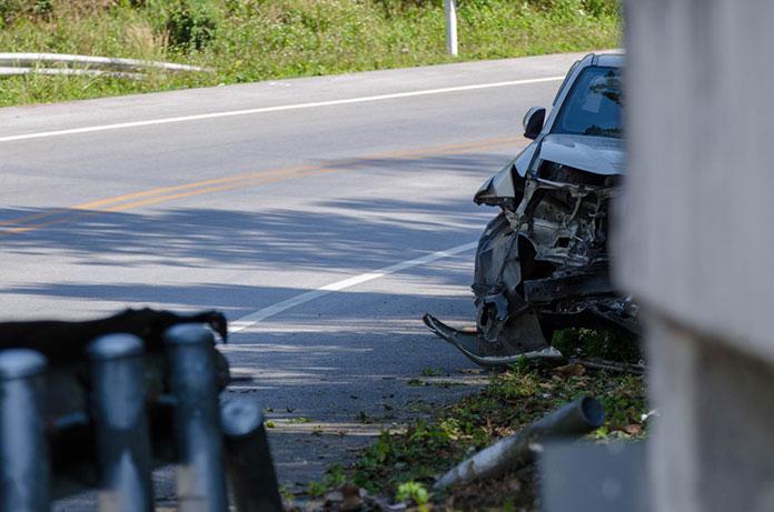 Co zrobić z uszkodzonym pojazdem?